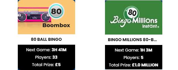 lady love bingo 80 ball games
