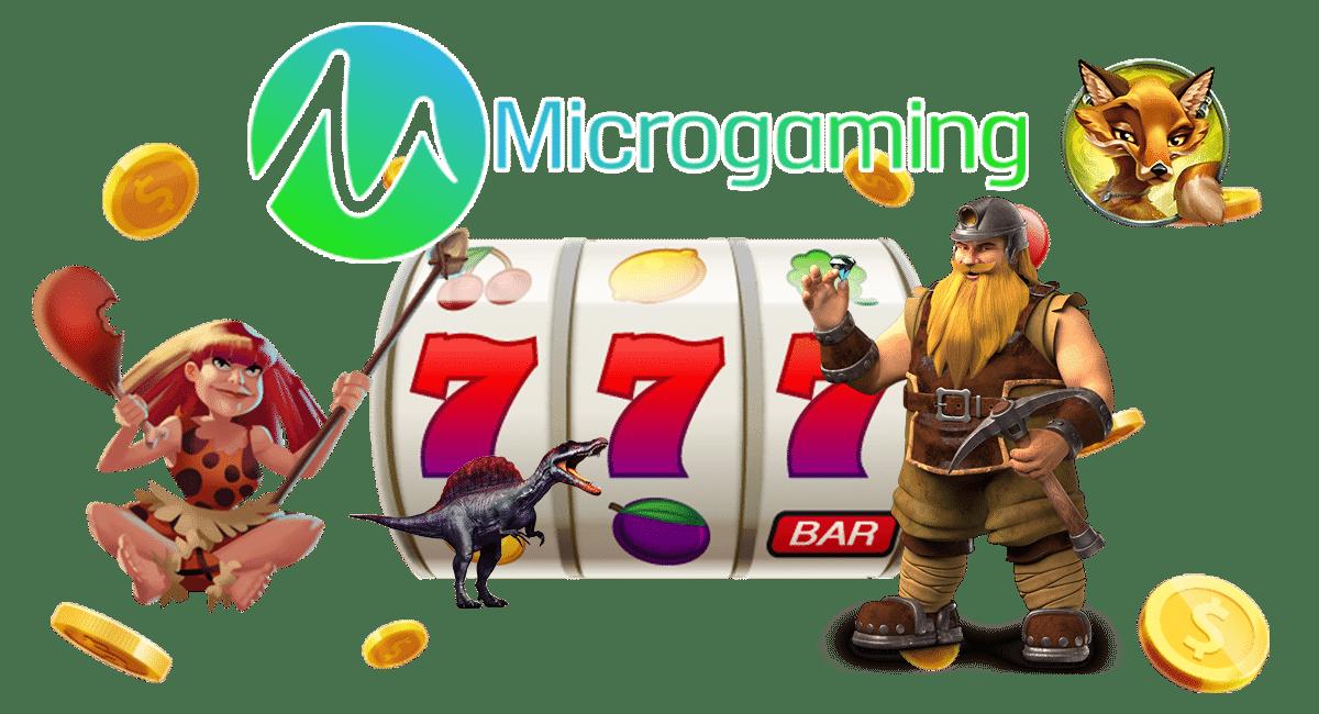 Nicrogaming Slots