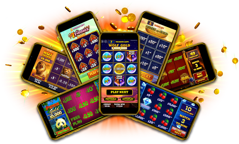Online Scratchcard Reviews
